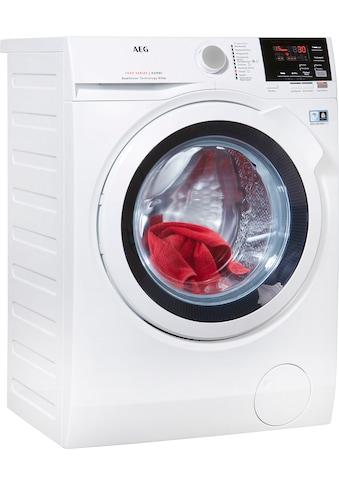 AEG Waschtrockner L7WB58WT, 8 kg / 4 kg, 1550 U/Min kaufen