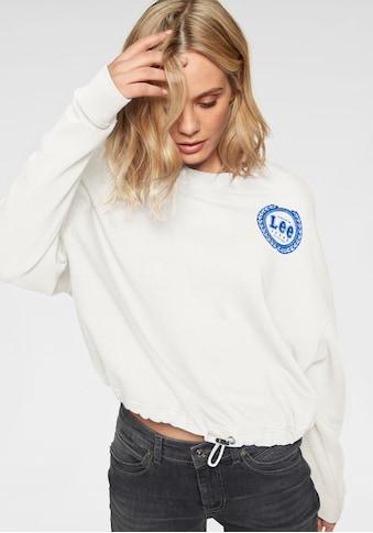 Lee® Sweatshirt kaufen