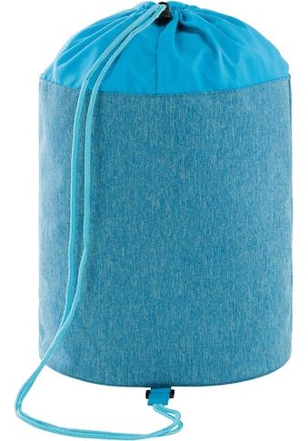 Lässig Sporttasche »About Friends Mélange Blue« kaufen