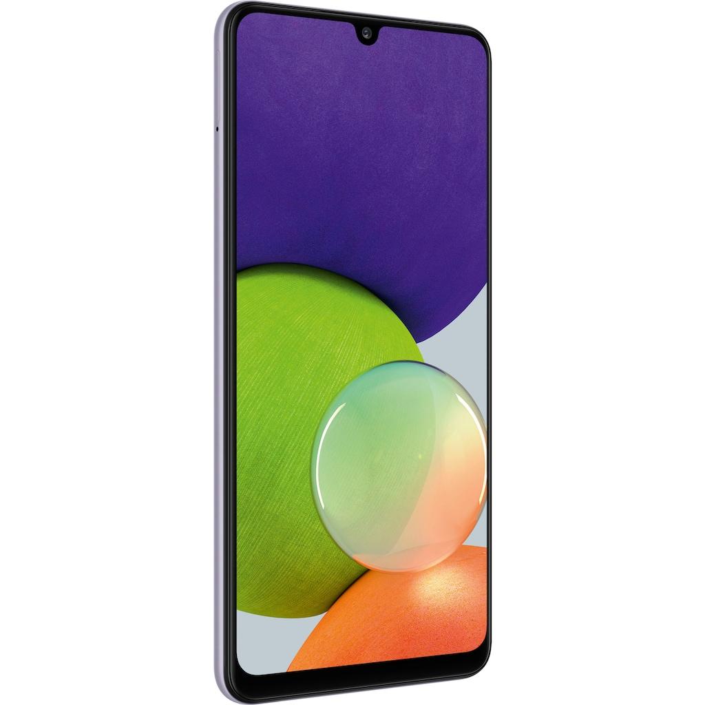 "Samsung Smartphone »Galaxy A22 5G«, (16,72 cm/6,6 "", 128 GB Speicherplatz, 48 MP Kamera)"
