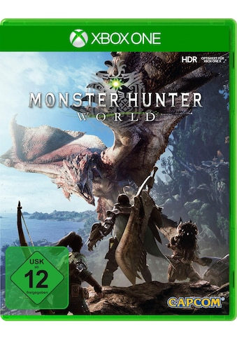 Capcom Spiel »Monster Hunter World«, Xbox One, Software Pyramide kaufen