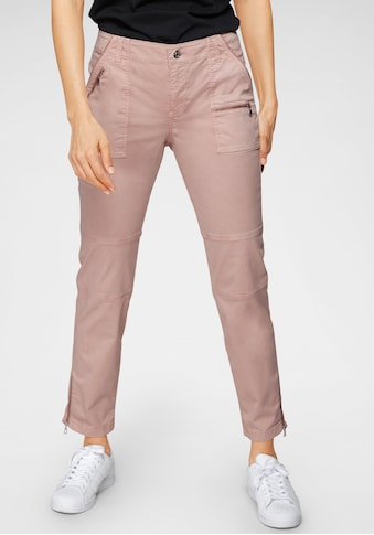 MAC Ankle-Jeans »Rich-Slim Worker«, Aufwendige Eingrifftaschen mit zusätzlichen... kaufen