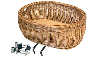 "Basil Fahrradkorb »Weidenkorb Basil ""Pluto""« kaufen"