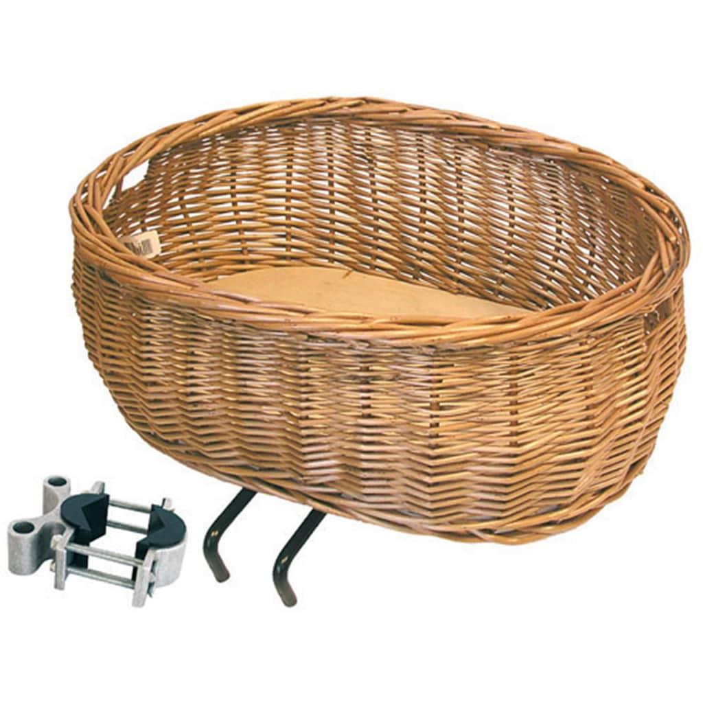 "Basil Fahrradkorb »Weidenkorb Basil ""Pluto""«"
