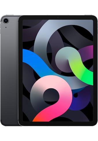 Apple »iPad Air Wi - Fi + Cellular 256GB« Tablet (10,9'', 256 GB, iPadOS, 4G (LTE)) kaufen