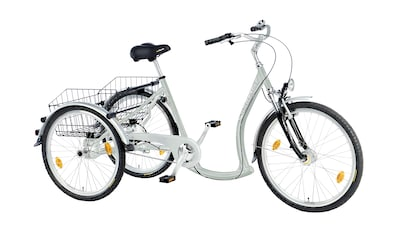 Wild Eagle Dreirad »Luxus«, 3 Gang, Shimano, Nexus Schaltwerk, Nabenschaltung kaufen