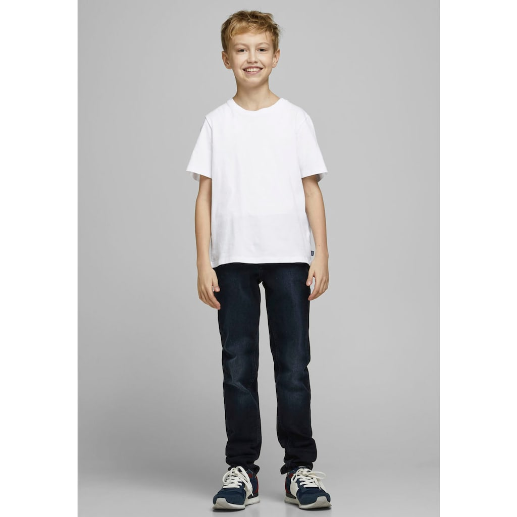 Jack & Jones Junior T-Shirt »JJEORGANIC BASIC TEE SS«