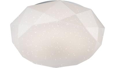 Nino Leuchten LED Deckenleuchte »DIAMOND«, LED-Board, mit Glitzereffekt kaufen