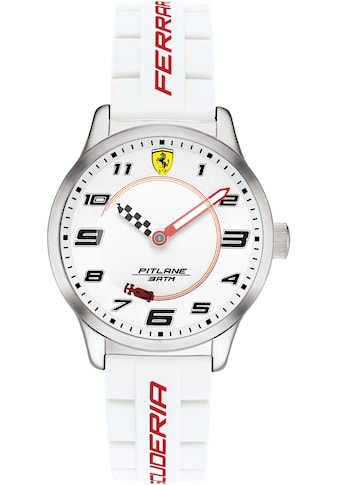 Scuderia Ferrari Quarzuhr »PITLANE, 860014« kaufen
