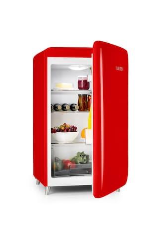 Klarstein Kühlschrank 136l Retro-Design 3 Ebenen kaufen