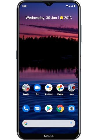 "Nokia Smartphone »G20,4+64GB, Dual SIM«, (16,54 cm/6,51 "", 64 GB Speicherplatz, 48 MP... kaufen"