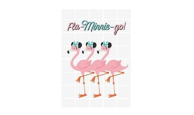KOMAR XXL Poster »Minnie Mouse Fla - Minnie - go« kaufen