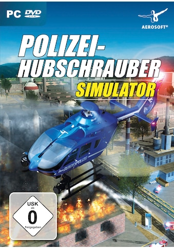 Polizeihubschrauber Simulator PC kaufen
