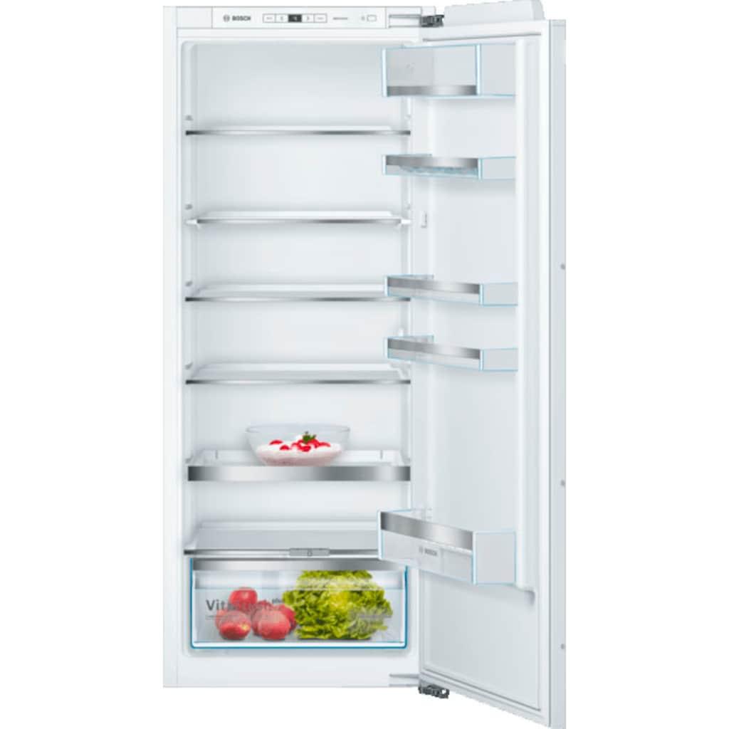 BOSCH Einbaukühlschrank »KIR51ADE0«, 6