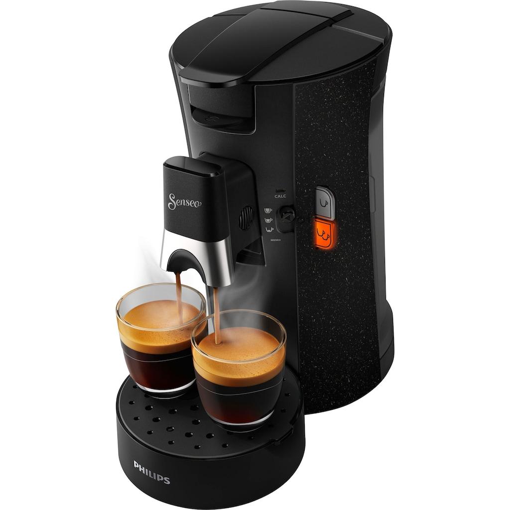 Senseo Kaffeepadmaschine »Select ECO CSA240/20«, inkl. Gratis-Zugaben im Wert von € 14,- UVP