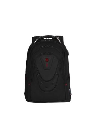 Wenger Notebook-Rucksack »Triple Protect SmartGuard Laptopfach«, Ibex Ballistic Deluxe... kaufen