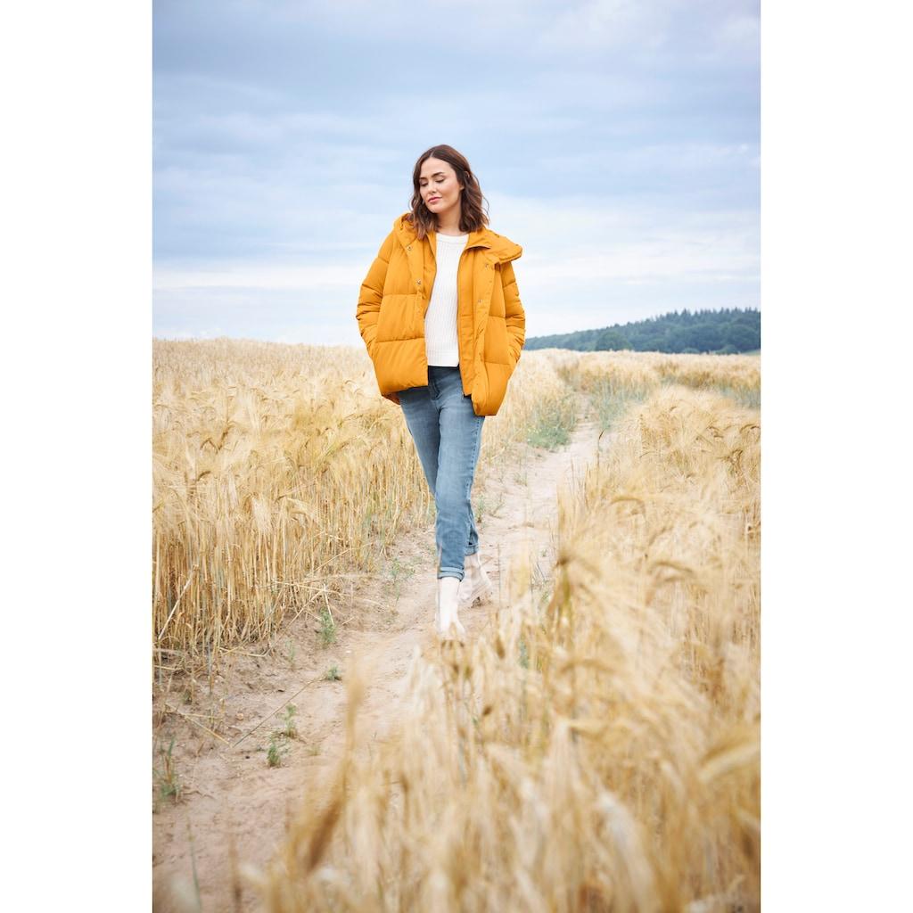 Vero Moda Rundhalspullover »VMLEA«