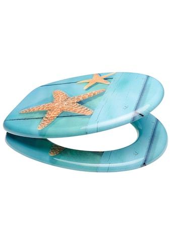 SANILO WC - Sitz »Starfish«, mit Absenkautomatik kaufen