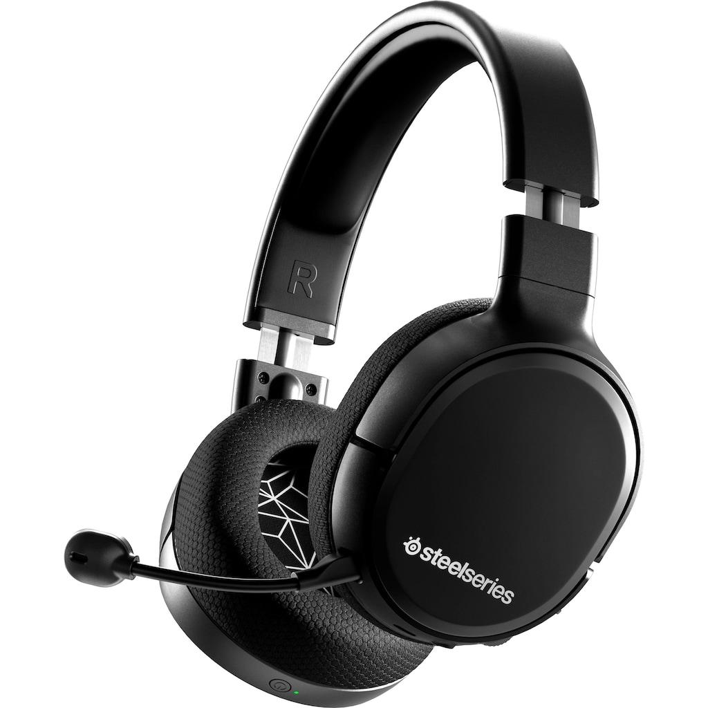 SteelSeries Gaming-Headset »Arctis 1 Wireless«, WLAN (WiFi)