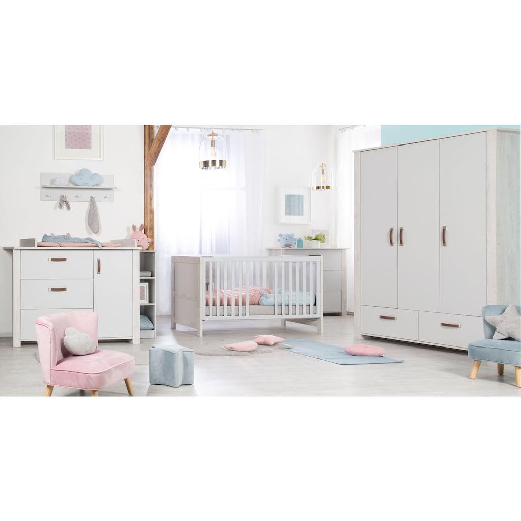 roba® Umbauseiten, passend für Roba Kombi-Kinderbett Mila / Maren 2