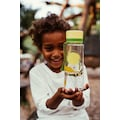 equa Trinkflasche »Kid´s Chameleon«, (1 tlg.), Tritan-Kunststoff, 600 ml