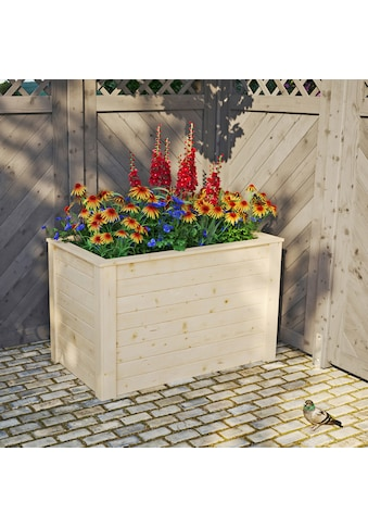 Kiehn - Holz Hochbeet BxTxH: 114,5x64,5x69,6 cm kaufen