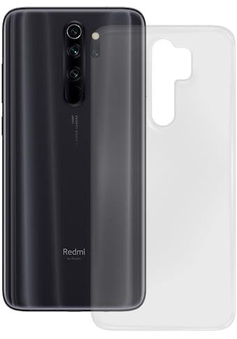 PEDEA Handytasche »Soft TPU Case für Xiaomi Redmi Note 8 Pro« kaufen