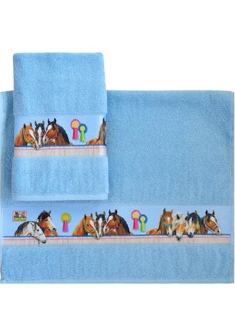 "Handtücher ""Horse"", Pferdefreunde kaufen"