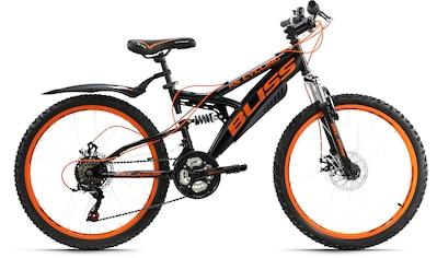 KS Cycling Mountainbike »Bliss«, 18 Gang, Shimano, Tourney Schaltwerk, Kettenschaltung kaufen