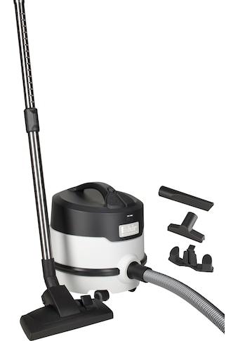 FAKIR Bodenstaubsauger »S 20 E«, 800 W, mit Beutel, grau/schwarz kaufen