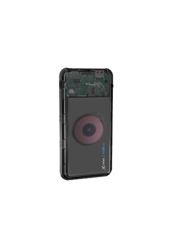 XLAYER Zusatzakku »Powerbank Wireless Charger Discover 10000mAh Anthr« kaufen