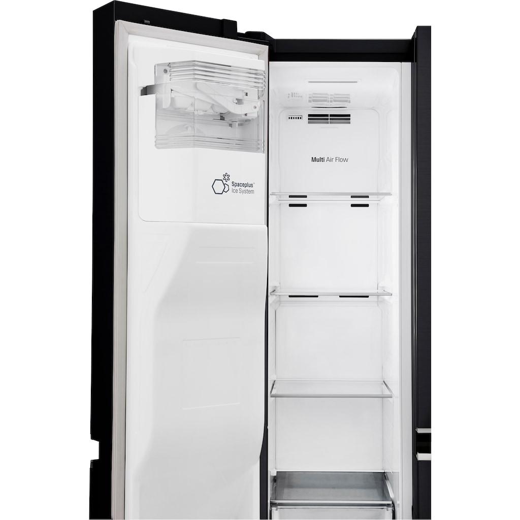 LG Side-by-Side »GSL761MCZE«