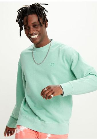 Levi's® Sweatshirt, mit Logo-Stickerei kaufen
