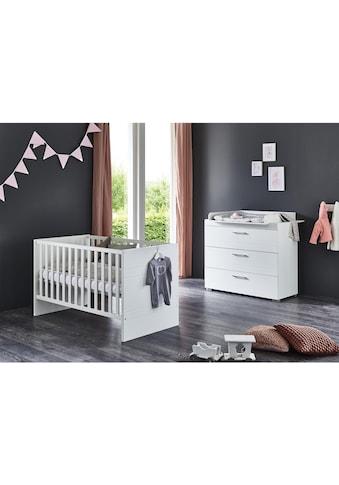 arthur berndt Babymöbel-Set »Liene«, (Spar-Set, 2 tlg.), Made in Germany kaufen