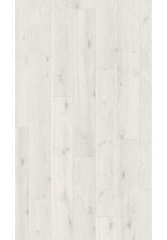 PARADOR Laminat »Basic 400  -  Eiche kristallweiß«, 1285 x 194 mm, Stärke: 8 mm kaufen