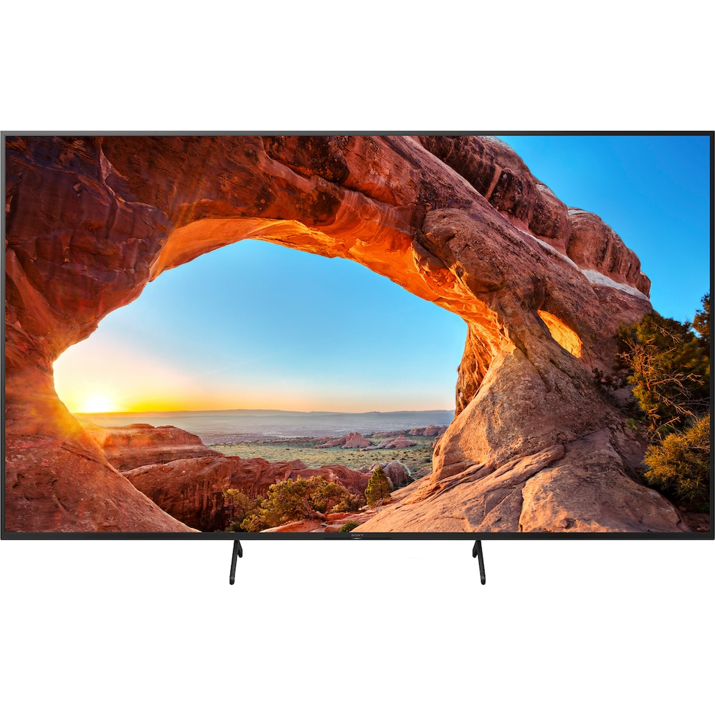 "Sony LCD-LED Fernseher »KD-85X85J«, 215 cm/85 "", 4K Ultra HD, Smart-TV, Smart TV"