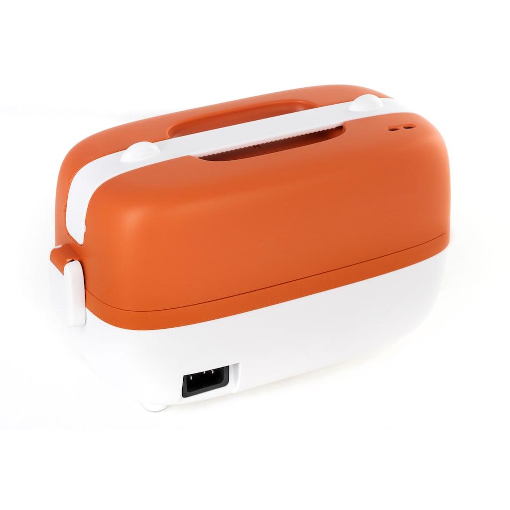 Miji Dampfgarer »Cookingbox One Orange/white WM024«, 250 W