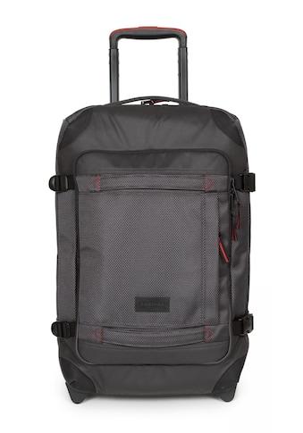Eastpak Reisetasche »TRANVERZ S, Cnnct Accent Grey«, mit 2 Rollen, enthält recyceltes... kaufen