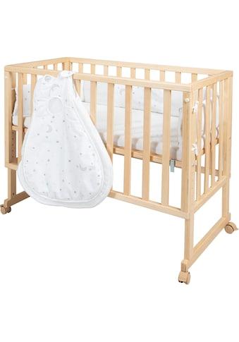 roba® Stubenbett »safe asleep® 3-in-1 Sternenzauber, natur« kaufen