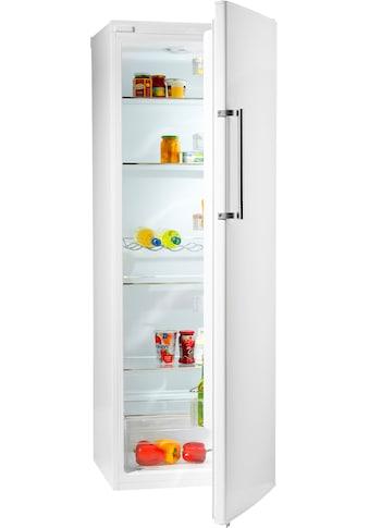 Hanseatic Vollraumkühlschrank »HKS17060«, HKS17060EW, 170 cm hoch, 60 cm breit kaufen