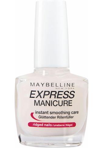 MAYBELLINE NEW YORK Nagelhärter »Express Manicure Rillenfüller« kaufen
