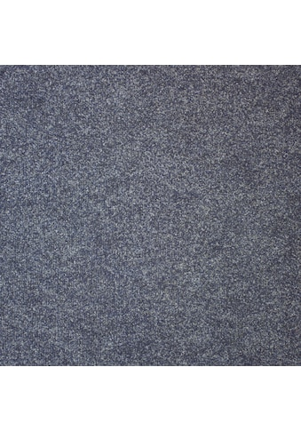 Teppichfliese »Madison«, quadratisch, 6 mm Höhe, blau, selbstliegend kaufen