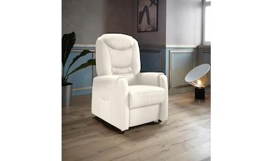 Places of Style TV-Sessel »Tamworth«, in Größe L, wahlweise mit Motor und Aufstehhilfe kaufen