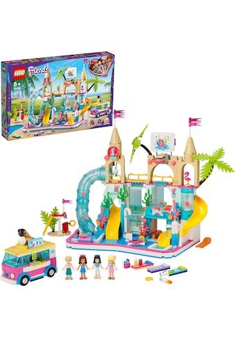 LEGO® Konstruktionsspielsteine »Wasserpark von Heartlake City (41430), LEGO® Friends«, (1001 St.), Made in Europe kaufen