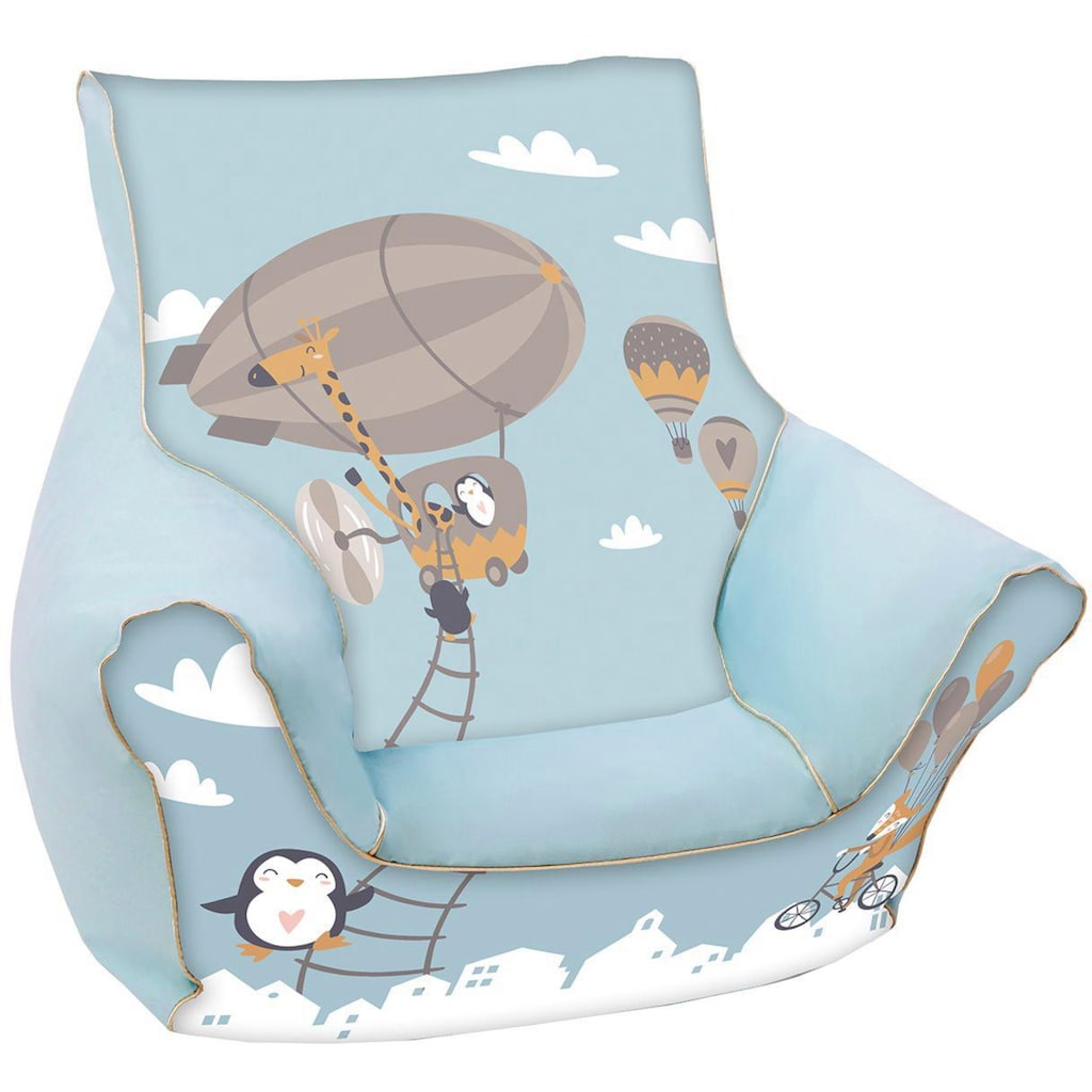 Knorrtoys® Sitzsack »Balloon«
