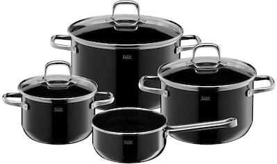 Silit Topf-Set »Elegance Line«, Silargan®, (Set, 4 tlg.), induktionsgeeignet kaufen