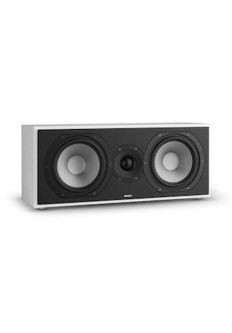 NUMAN Zwei-Wege-Center-Lautsprecher D'Appolito wei kaufen