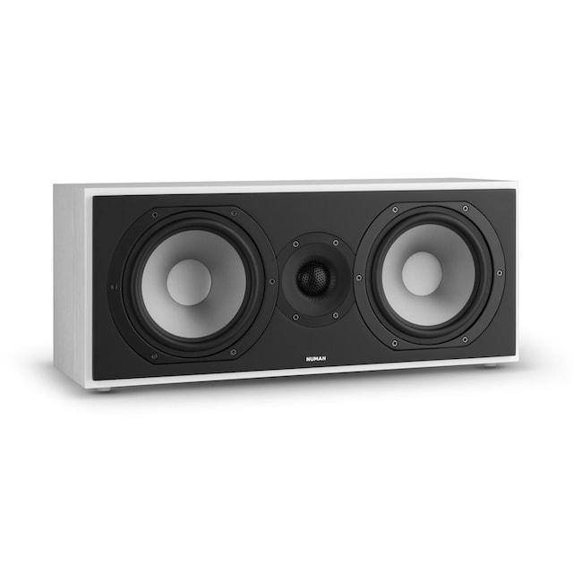 NUMAN Zwei-Wege-Center-Lautsprecher D'Appolito wei »Reference 803«