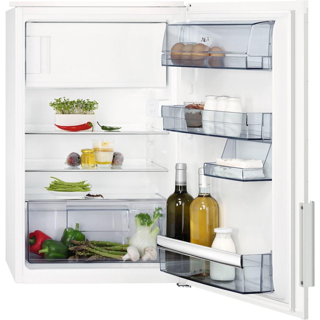 AEG Einbaukühlschrank »SFB688F1AE«