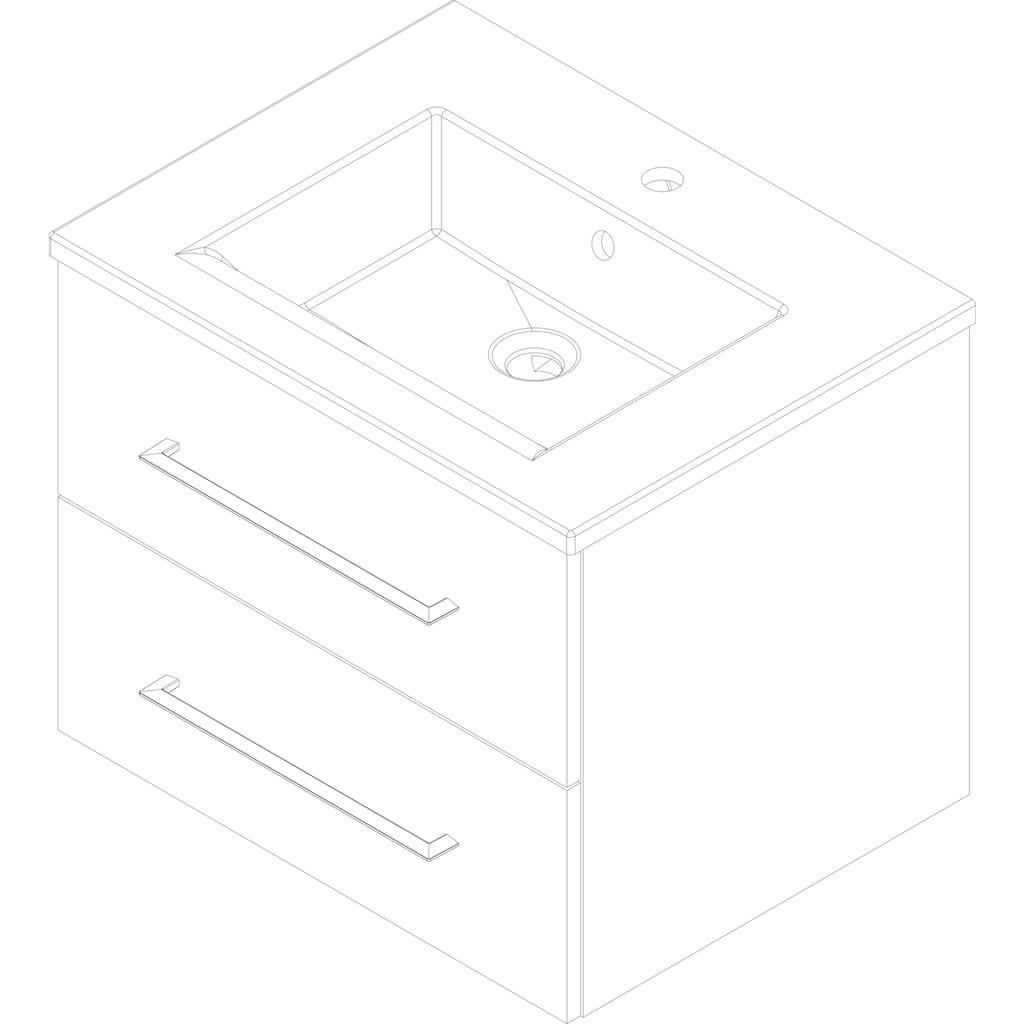 FACKELMANN Waschtisch »B.perfekt«, Breite 60 cm